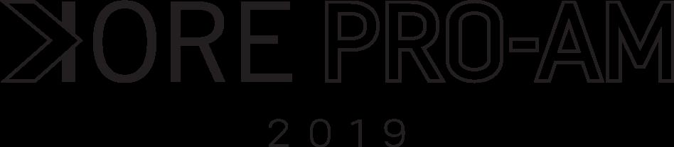 Kore Pro-Am 2019